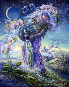 Art by Josephine Wall.