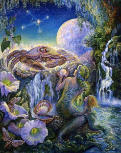 CancerArt by Josephine Wall.