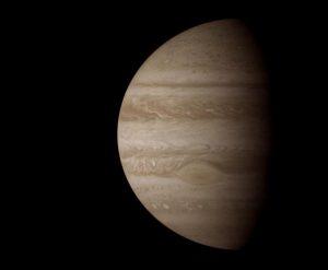 Jupiter in Shadow